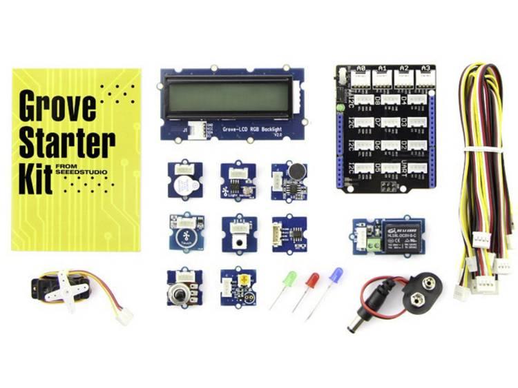 Seeed Studio Starterkit Geschikt voor (Arduino boards): Arduino