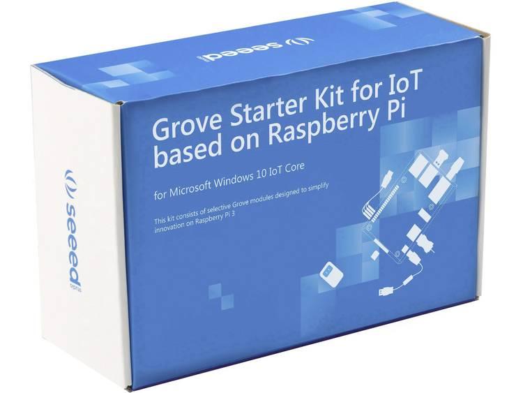 Seeed Studio Starterkit Grove Starter Kit IoT Geschikt voor (Arduino boards): Raspberry Pi
