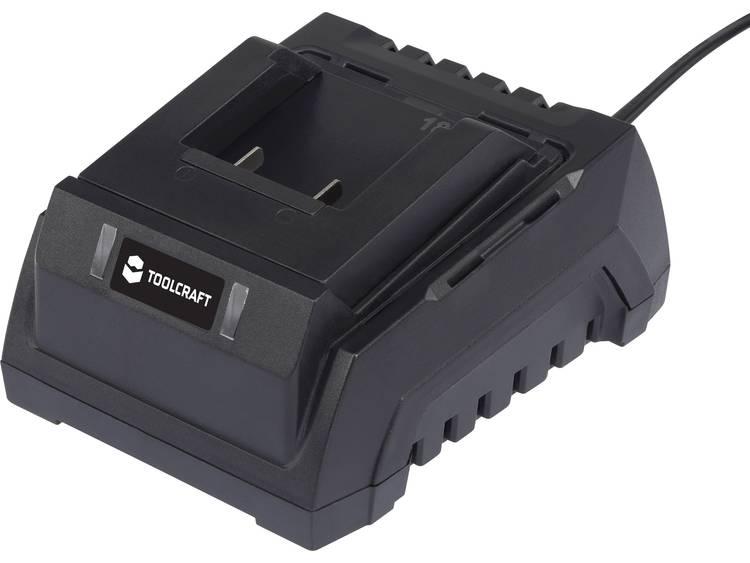 TOOLCRAFT Oplader 20V TO-5645433