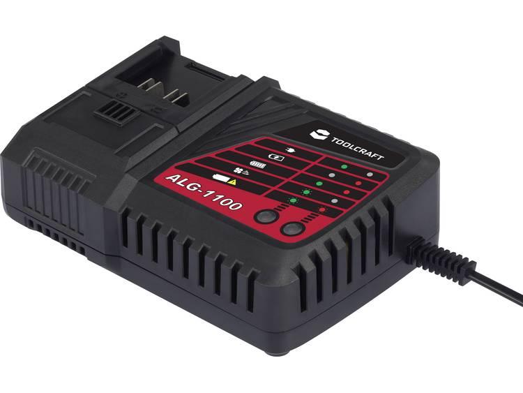 TOOLCRAFT ALG-1100 20V 5.0 A oplader 100 240 V Accupacklader