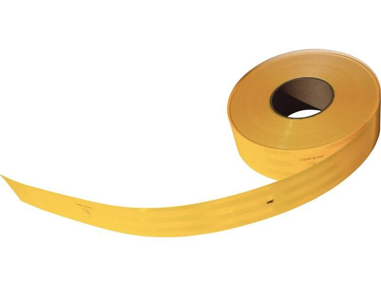3M Contourmarkeringsband Diamond Grade Voor vaste bovenbouw Stralend geel (fluorescerend en reflecterend)