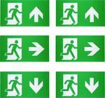 LED-vluchtweg-bord