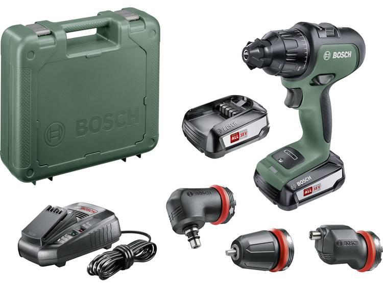 Bosch Home and Garden AdvancedImpact 18 Accuklopboor/schroefmachine 18 V 2.5 Ah Li-ion Incl. 2 accus
