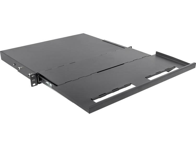 Intellinet 714693 19 inch Patchkast apparaatbodem 1 HE Geschikt voor kastdiepte