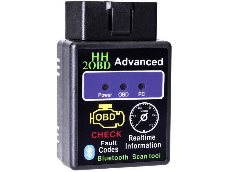 Adapter Universe OBD II diagnosetool Bluetooth Diagnose Tool Scanner 7220