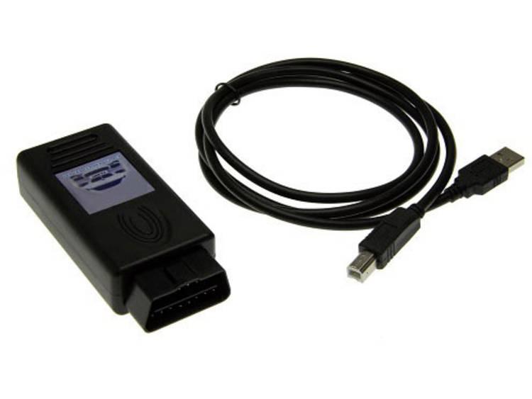 Adapter Universe OBD II diagnosetool BMW OBD2 II CAN Diagnose Scanner 7230