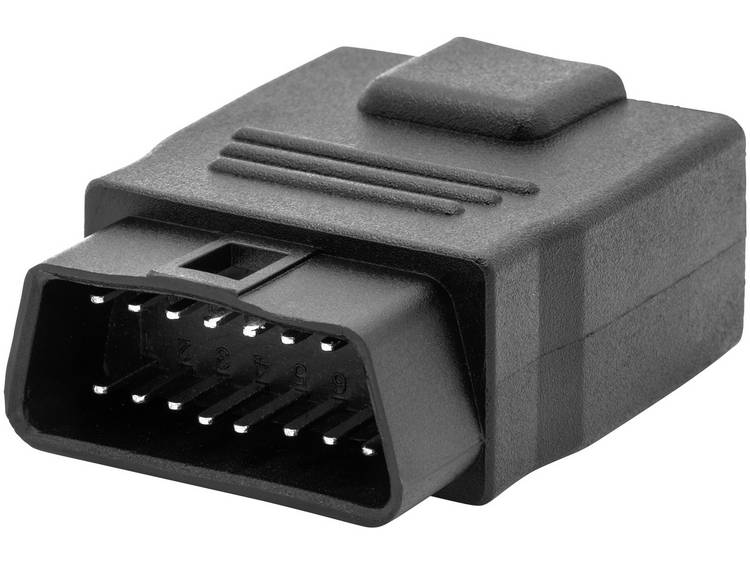 Adapter Universe OBD II stekker OBD2 16 Pin Stecker 7804