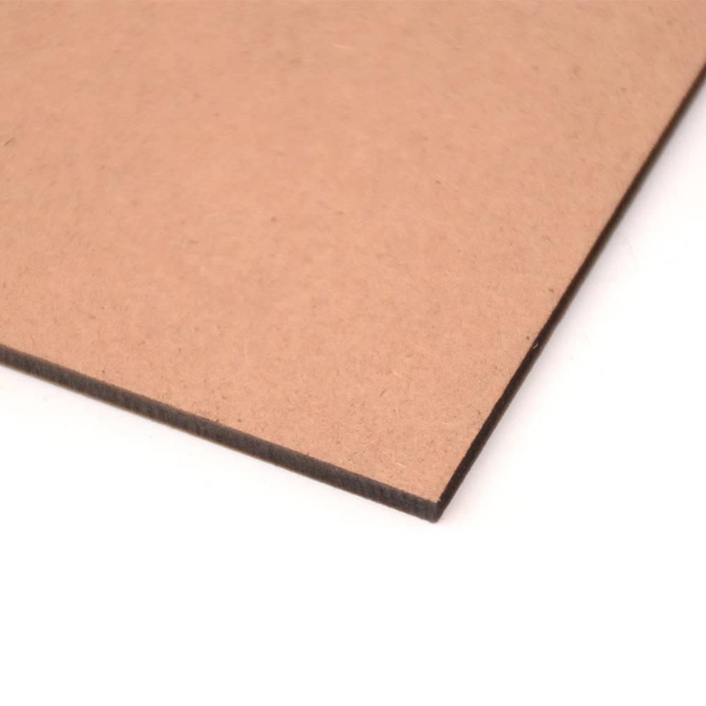 CNC materialpack Passar till 3D-skrivare: Snapmaker 3D 3-1 SNAP_CNC_MDF_wood_33001