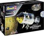 1:32 Apollo 11 Spacecraft with Interior bouwpakket