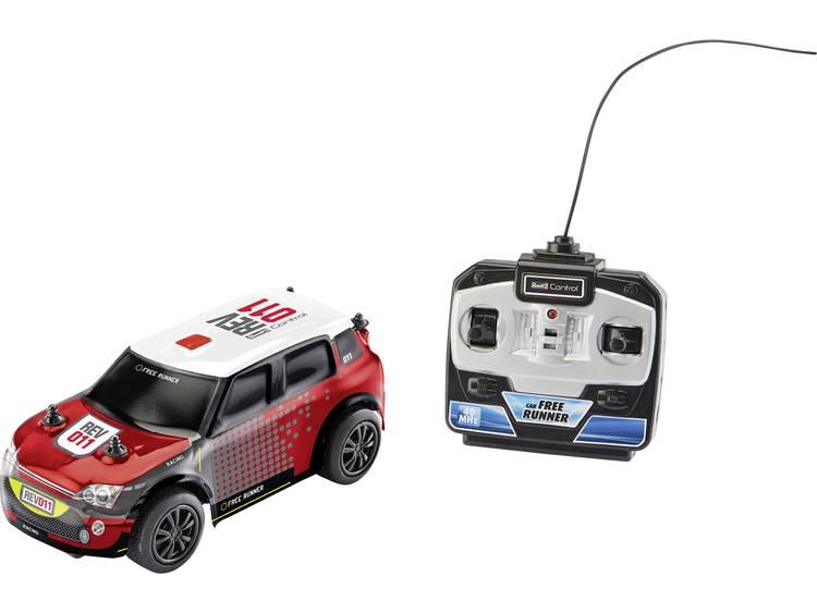 revellcontrol Revell Control 24470 Free Runner RC modelauto voor beginners Elektro Straatmodel
