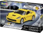 1:25 2014 Corvette® Stingray easy-click bouwpakket