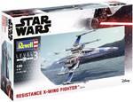 1:50 Resistance X-Wing Fighter-bouwpakket