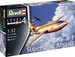 1:32 Bell X-1 (1rst Supersonic) bouwpakket