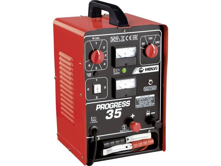Oplader, Acculader Helvi 6 V, 12 V, 24 V 38 A