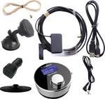 Albrecht DR 54 DAB+ digitale radio-adapter voor autoradio of woonkamer