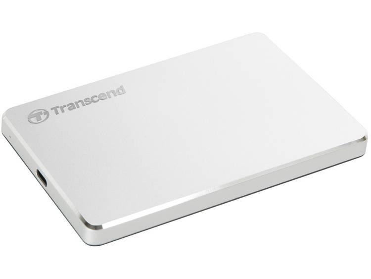 Transcend StoreJet® 25C3S 1 TB Externe harde schijf 2.5 inch USB C
