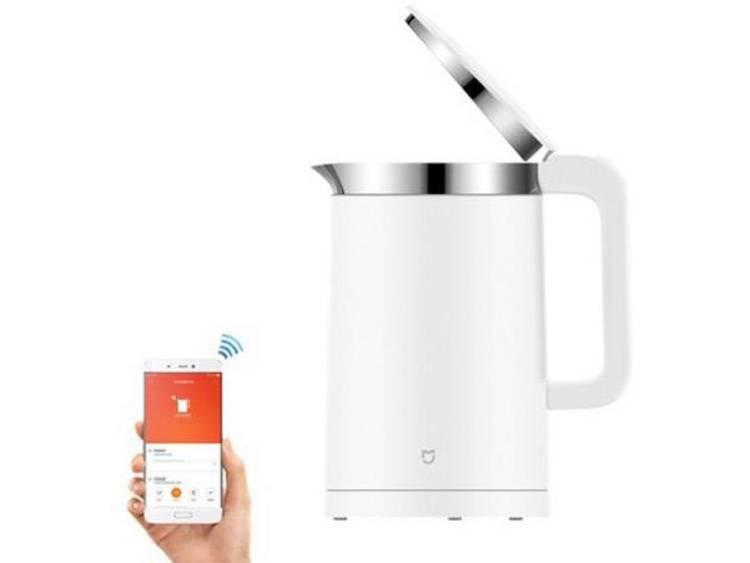 Xiaomi Mi Smart Kettle Waterkoker Snoerloos, Appbased Wit