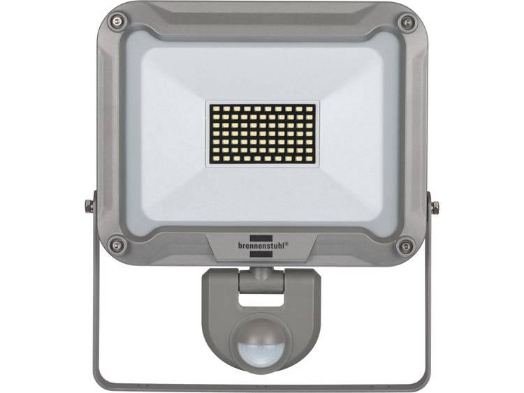 LED Floodlight met Sensor 50 W 4770 lm Zilver