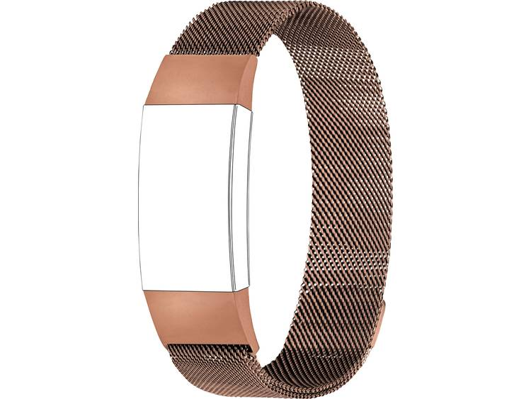 Topp für Fitbit Charge 3 Reserve armband Rose gold