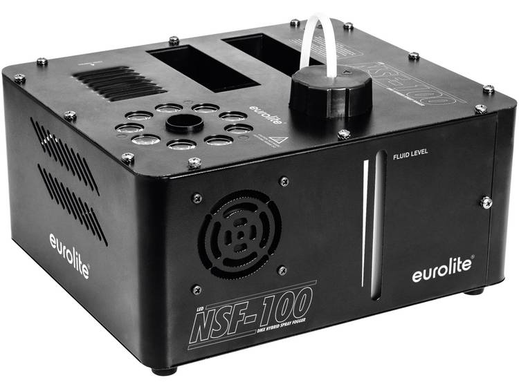 EUROLITE NSF-100 LED DMX Hybrid Spray Fogger