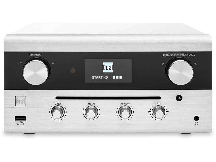 Dual CR 900 Phantom Internet CD-radio AUX, Bluetooth, CD, DAB+, DLNA, NFC, FM, U
