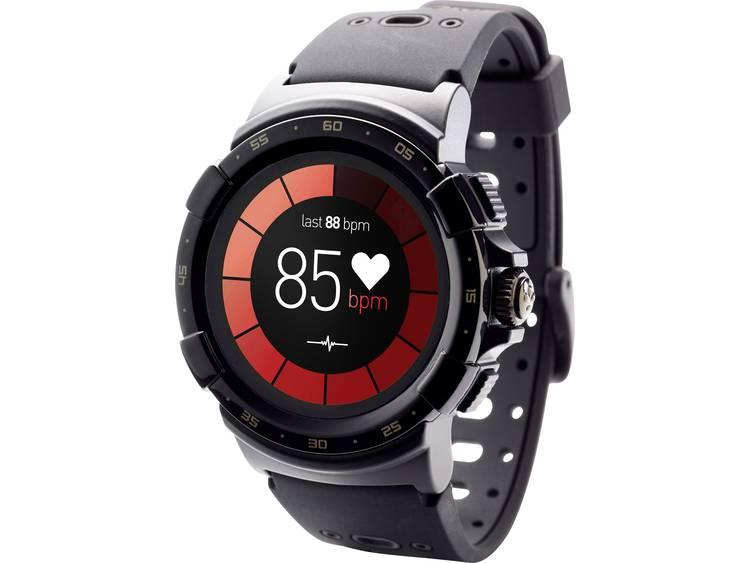 MyKronoz ZE Sport2 Smartwatch Zwart
