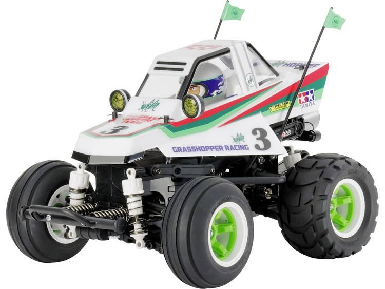 Tamiya Comical Grasshopper 1:10 Brushed RC auto Elektro Buggy Achterwielaandrijving Bouwpakket