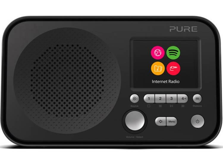 Pure Elan IR3 Transistorradio met internetradio AUX, WiFi, Internetradio Spotify