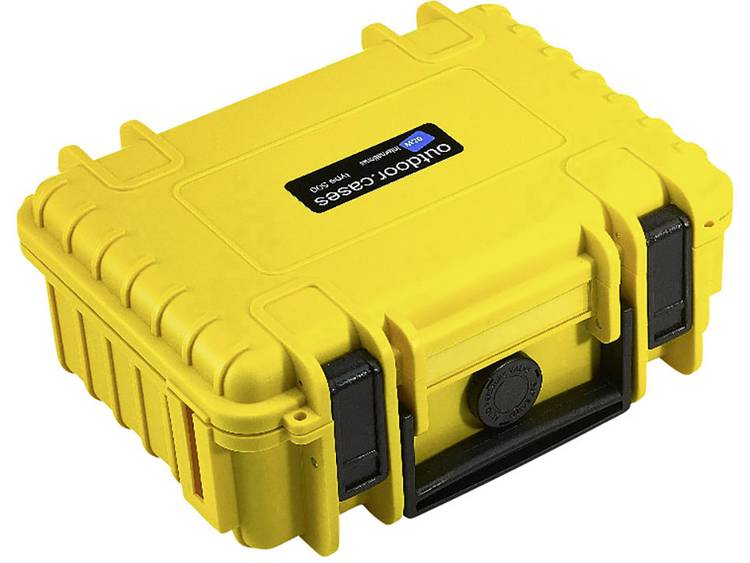 B Outdoor-Case Type 500 Geel