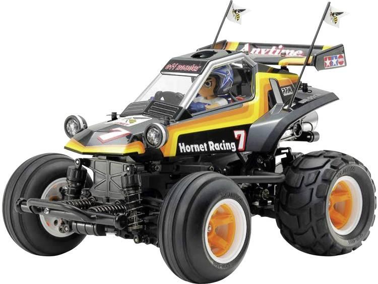 Tamiya Comical Hornet 1:10 Brushed RC auto Elektro Buggy Achterwielaandrijving Bouwpakket