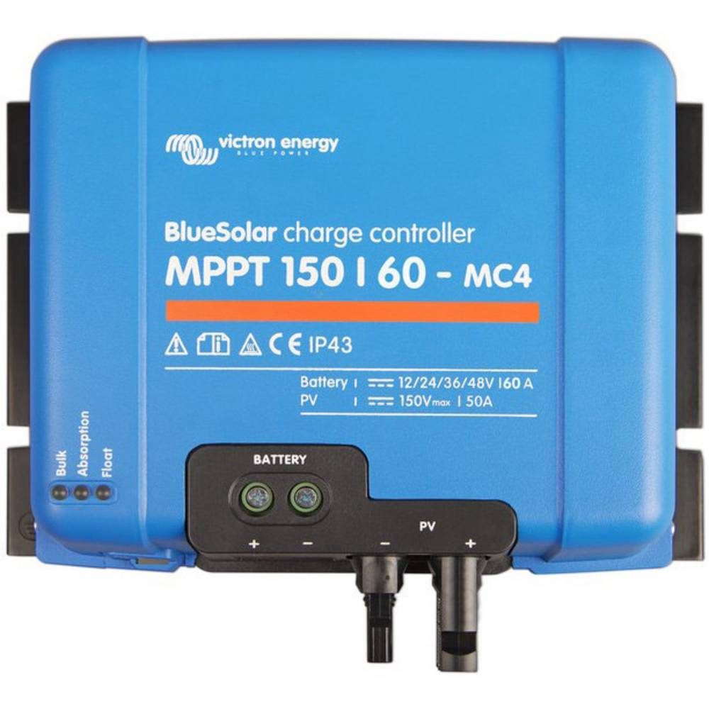 Victron Energy Solar laadregelaar MPPT 12 V, 24 V, 48 V 60 A