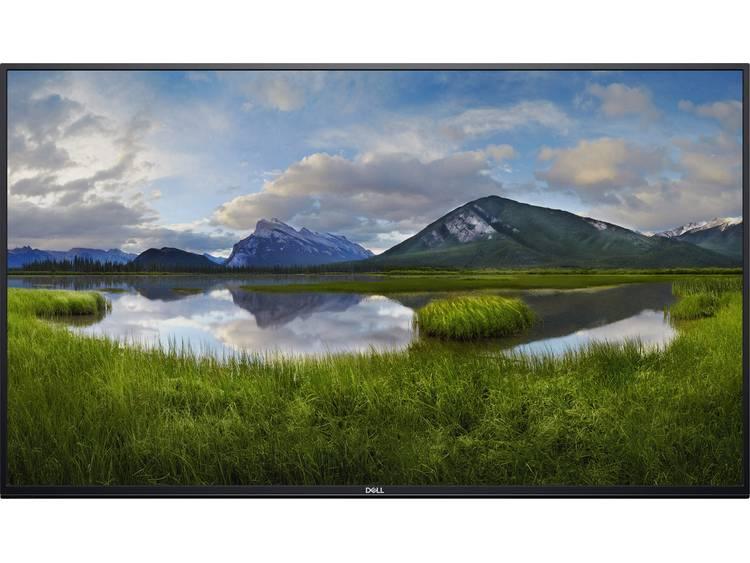 Dell C5519Q LCD-monitor 139.7 cm (55 inch) Energielabel A (A++ – E) 3840 x 2160 pix UHD 2160p (4K) 8 ms Audio, stereo (3.5 mm jackplug), VGA, DisplayPort,
