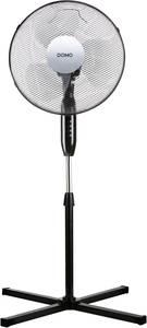 Conrad-DOMO DO8140 Staande ventilator 40 W (Ø x h) 40 cm x 120 cm Zwart-aanbieding