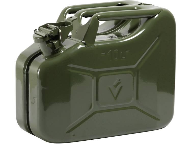 Jerrycan voor benzine HP Autozubehör 10117 (b x h x d) 17.5 x 28 x 35.5 cm