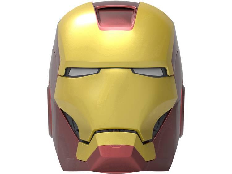 iHome Marvel Iron Man Bluetooth luidspreker Handsfree-functie Goud, Rood
