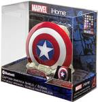 Marvel Captain America schild Bluetooth-luidspreker