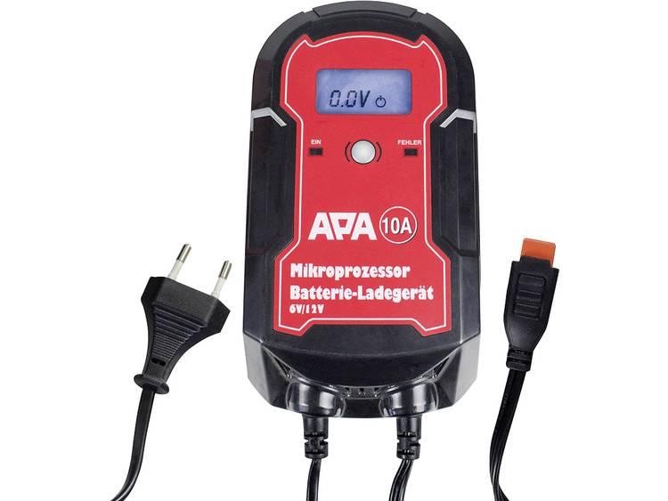 APA Batterijoplader »6-12V 10A«
