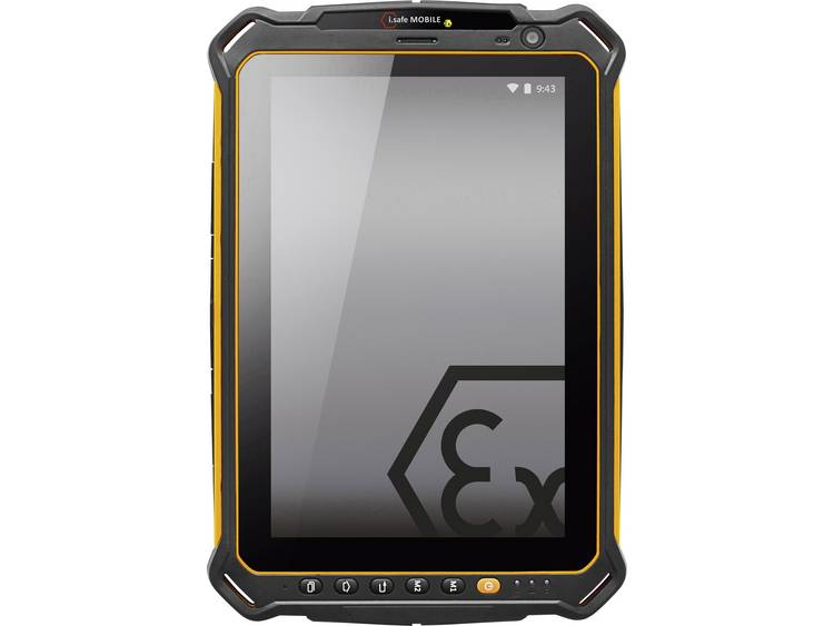 i.safe MOBILE Android-tablet 8 inch 32 GB LTE/4G, Wi-Fi