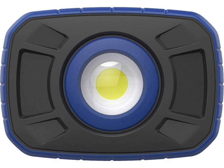 LED Werklamp werkt op een accu XCell 144138 Work BullEye 10 W 1000 lm