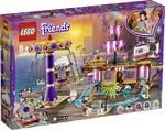 Lego Friends - Heartlake City pier met kermisattracties