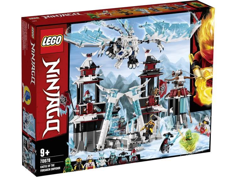 Lego 70678 Ninjago Castle of the Forsaken Emperor