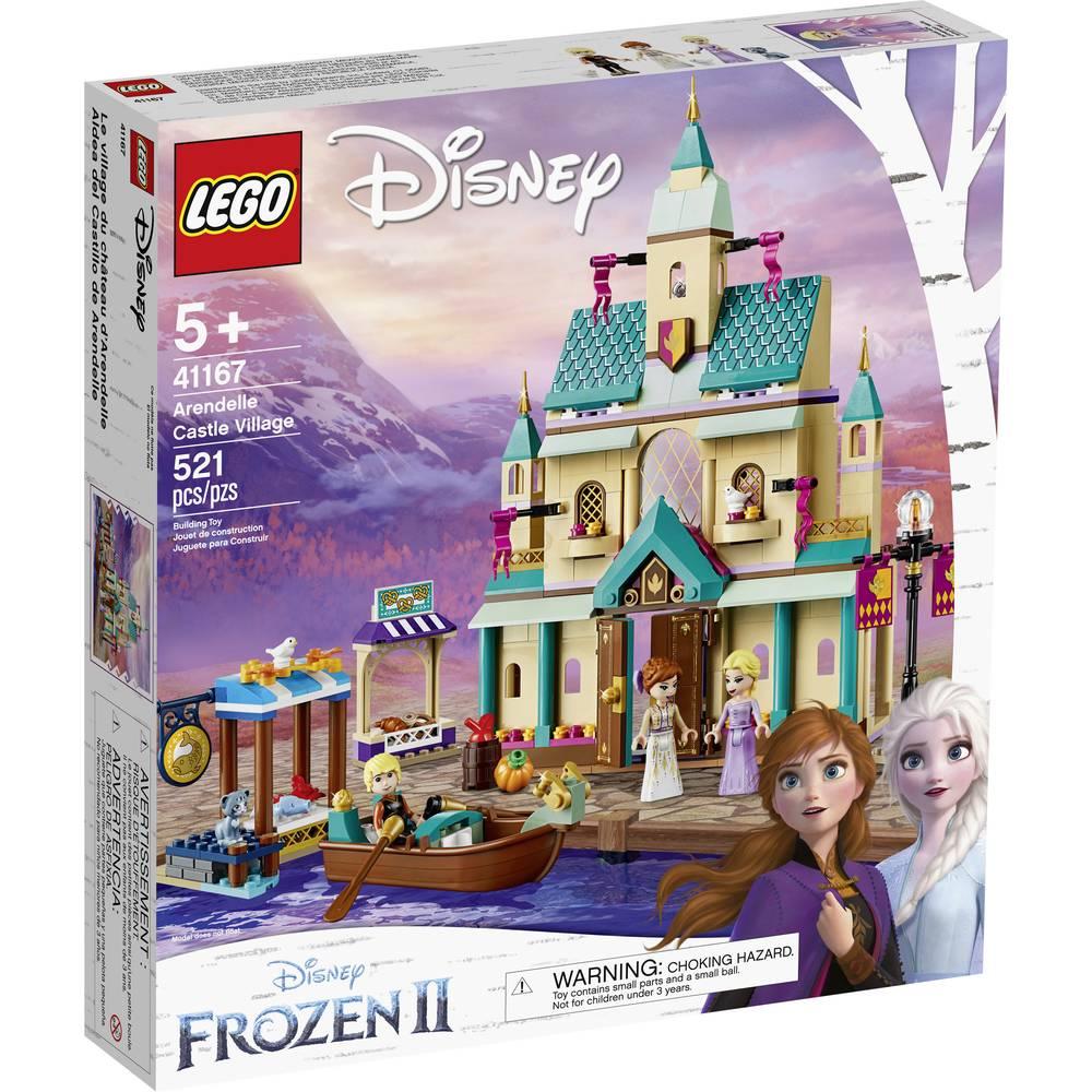 LEGO® DISNEY 41167 Kasteeldorp Arendelle