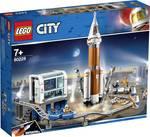 Lego City - Ruimteraket en vluchtleiding