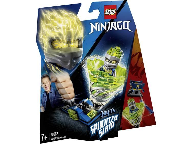 Lego 70682 Ninjago Spinjitzu Slam Jay