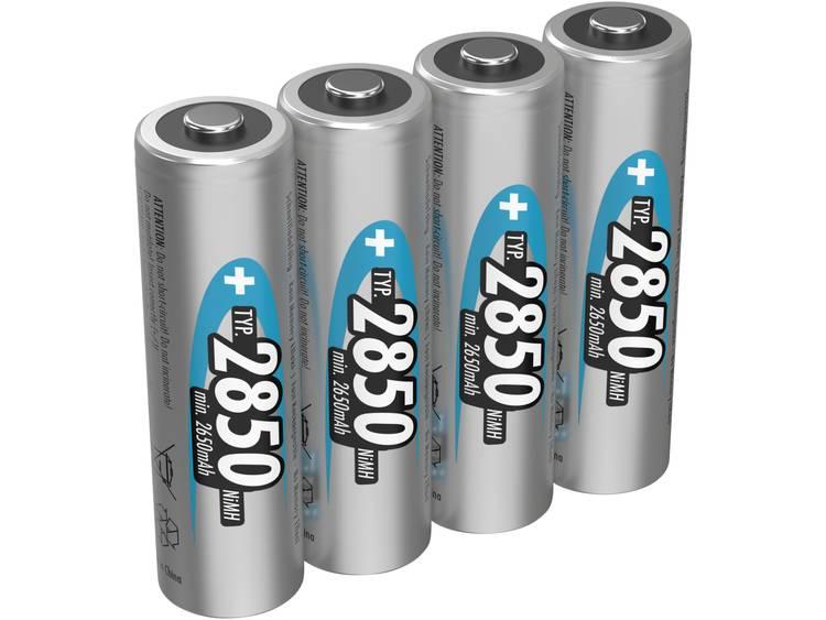 Ansmann HR06 Oplaadbare AA batterij (penlite) NiMH 2650 mAh 1.2 V 4 stuk(s)