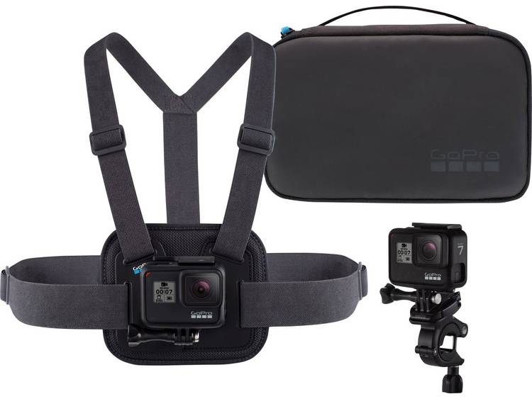 GoPro Sport-Kit AKTAC-001 Accessoireset Geschikt voor: GoPro Hero