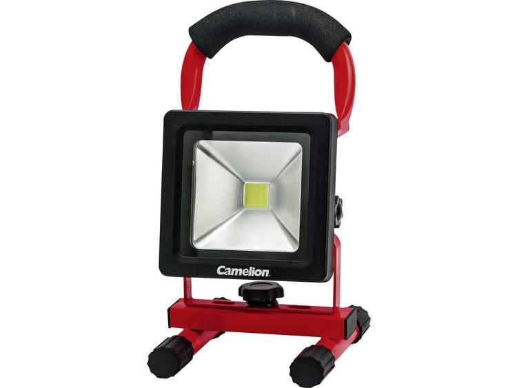 LED Werklamp werkt op een accu Camelion 30200059 S22 20 W 1600 lm