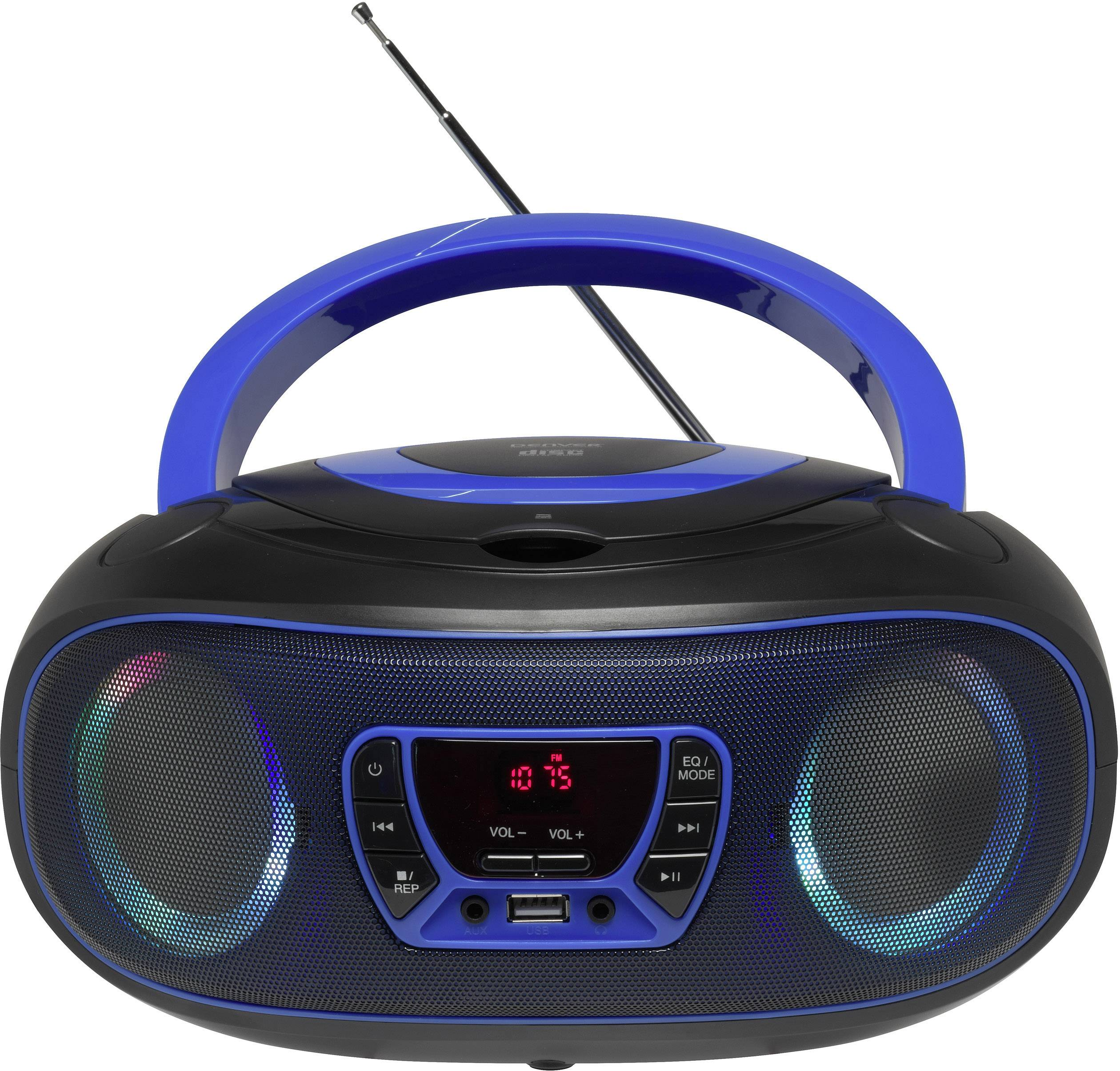 Top Denver TCL-212BT FM CD-radio AUX, CD, USB, Bluetooth YO02