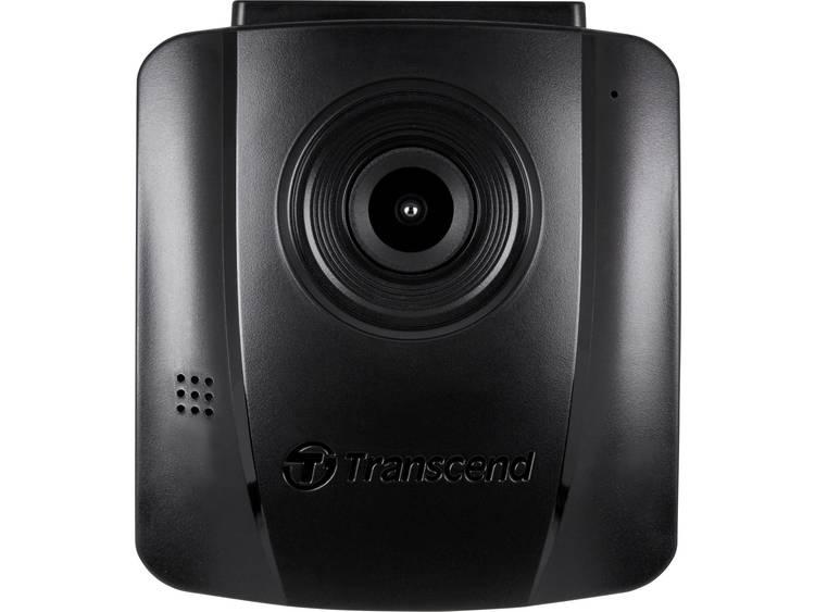 Transcend DrivePro 110 Dashcam met GPS Kijkhoek horizontaal (max.) 130 °