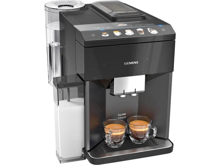 Siemens TQ505D09 TQ505D09 Koffievolautomaat Zwart